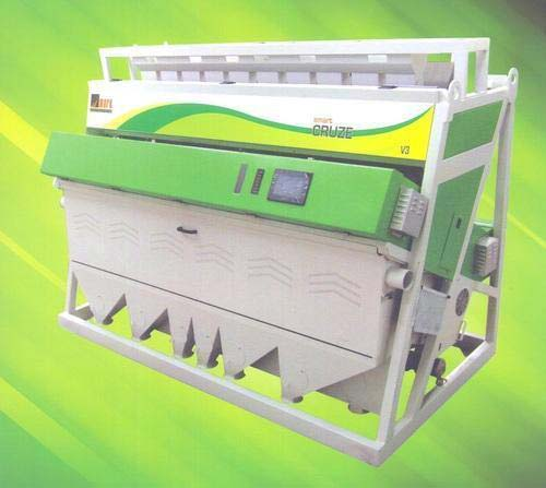 Steam Rice Color Sorter Machine
