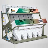 Rgb Trichromatic Camera Sorter Machine