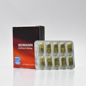 Beimann Capsule For Men 500mg (30 Capsules)
