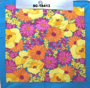 Multi colour printed bandanas