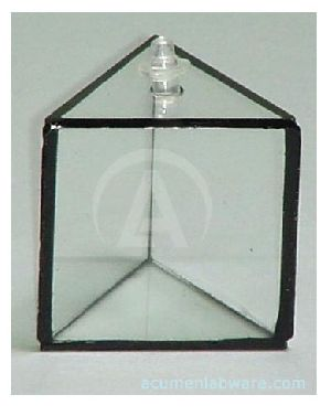 Hollow Glass Prism