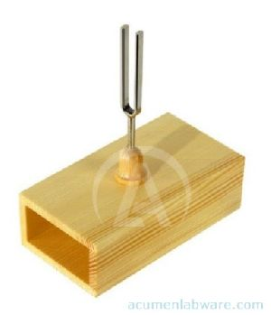 Resonance Box For Tuning forks