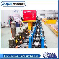 SS Rectangle Tube Making Machine