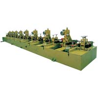 Square Pipe & Tube Polishing Machine