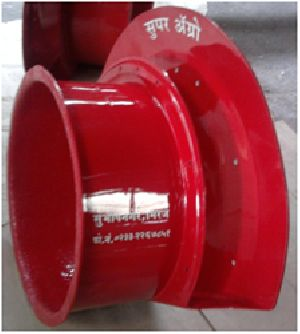 FRP agriculture blower cover