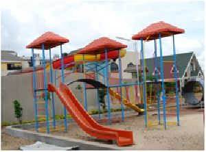 FRP Play Ground Combination Set
