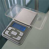 Pocket Weighing Scale