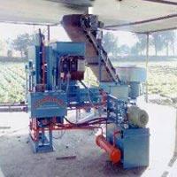Flux Bricks Making Machine
