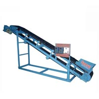 Rubber Belt Conveyor Machine