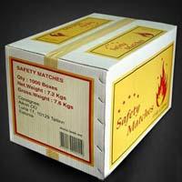 Cardboard Matchbox