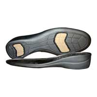 Ladies Footwear PU Soles