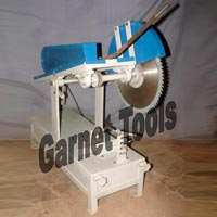Knot Removing Machine