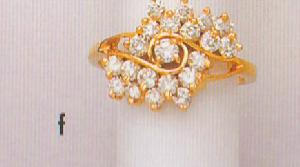 Diamond Rings Manufacturer, Exporter and Supplier