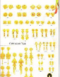 Golden Coimbatore Tops