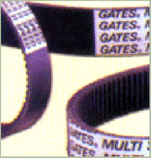 Multi Speed Gates Transmission Belt