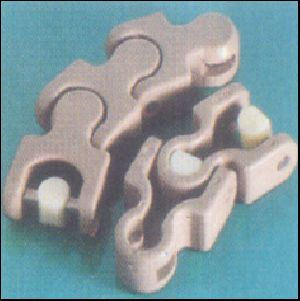 Plastic Slat Band Chain