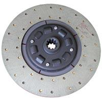 Automotive Clutch Plate (51501)