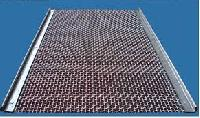 crimped wire mesh vibrating screens