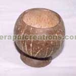 Coconut Shell Mugs without Handle
