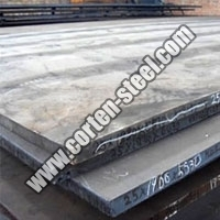 Hadfield Manganese Steel Plates