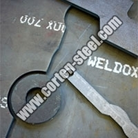 High Strength Low Alloy Steel Plate (Grade 690QL)