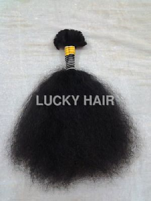 Curly Bulk Hair