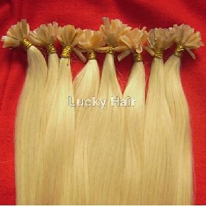 Pre Bonded Keratin Hair Extensions