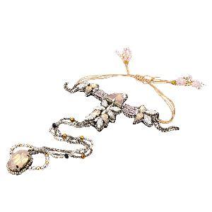 Fashion Bracelet With Ring 01