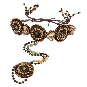 Fashion Bracelet With Ring 05