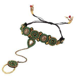 Fashion Bracelet With Ring 07