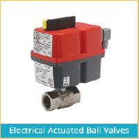 ELECTRICAL ACTUATED BALL VALVES