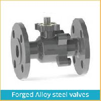 FORGED ALLOY STEEL VALVES