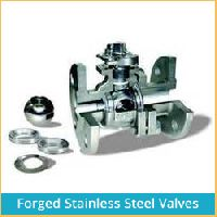 FORGED STAINLESS STEEL VALVES