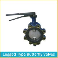 LUGGED TYPE BUTTERFLY VALVES