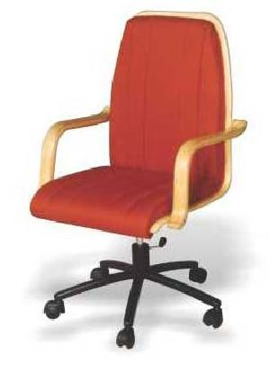FDX-401 Bentwood Revolving Chair