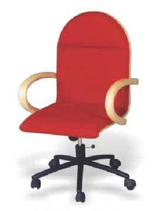 FDX-401 R Bentwood Revolving Chair