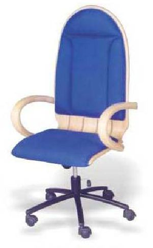 FEX-302 R Bentwood Revolving Chair