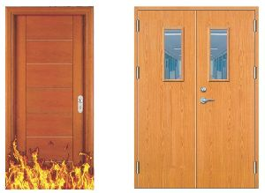 Fire Retardant Door 01