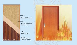 Fire Retardant Door 03
