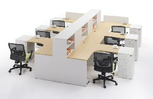 Modular Office Furniture 01
