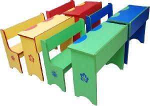 School Desks and Benche 01