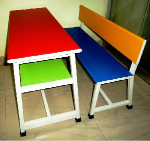 School Desks and Benche 02