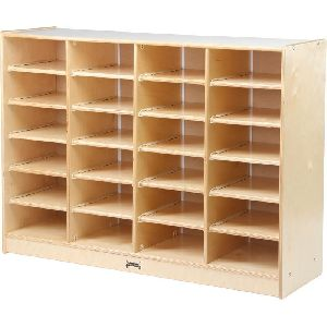 School Shelves and Locker 04