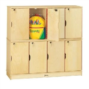 School Shelves and Locker 05