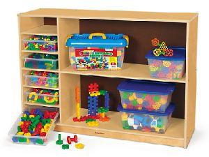 School Shelves and Locker 08