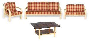 TSF-301 N Bentwood Sofa Set