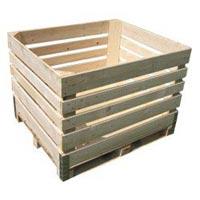 600 kg Wooden Crates