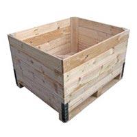 Block wooden