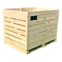 Plywood Wooden Crates 02
