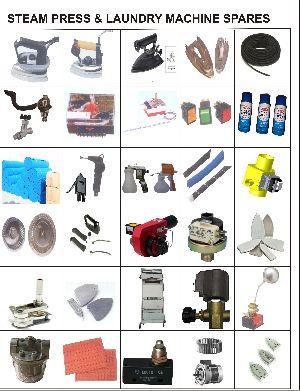 Laundry Machine Spare Parts 01